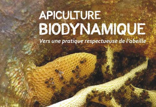 couverture du livre apiculture biodynamique